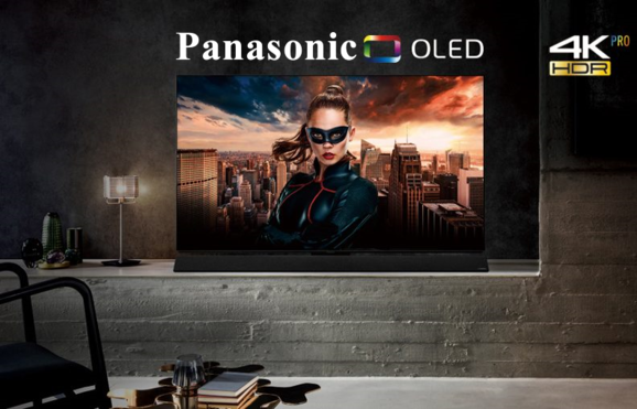 Panasonic oled tv - afgestemd door filmmakers