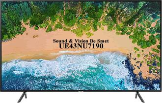 UE43NU7190